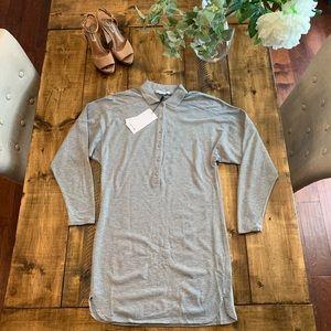 Lacoste Long Sleeved Polo Dress
